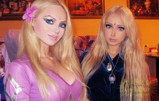 Kenali Gadis Barbie dan Keluarganya