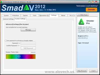 Software Antivirus Smadav