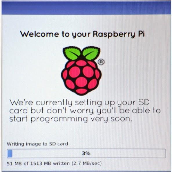 noobs raspberry