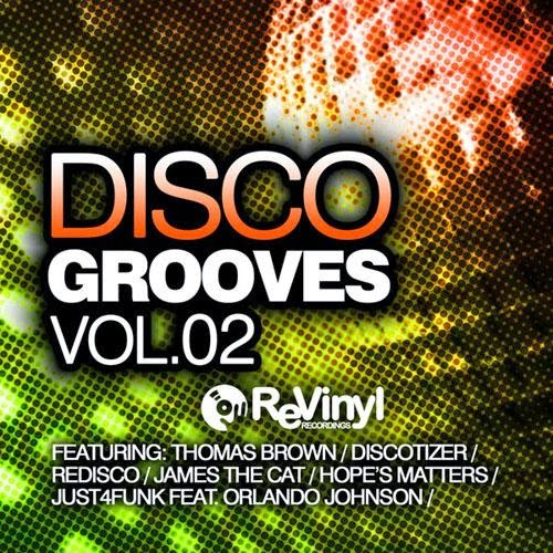 Download – Disco Grooves Vol. 02 – 2014