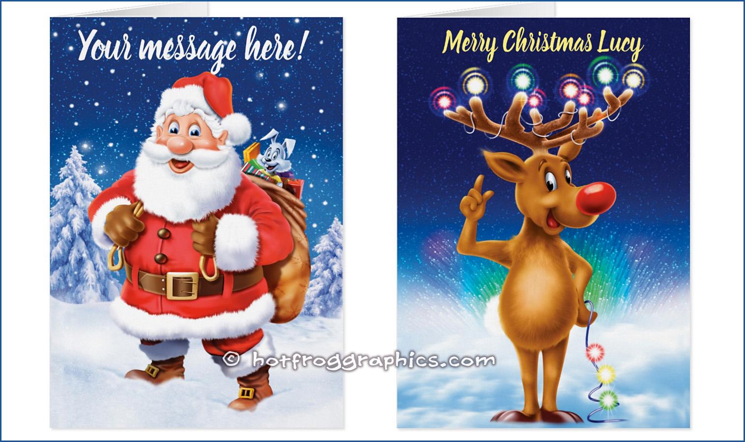 HOT FROG CHRISTMAS