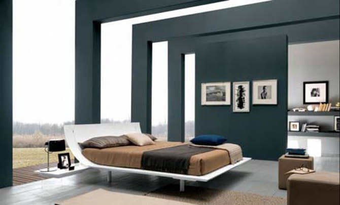 Interior Design And Furnishing Modern Bedroom Girls