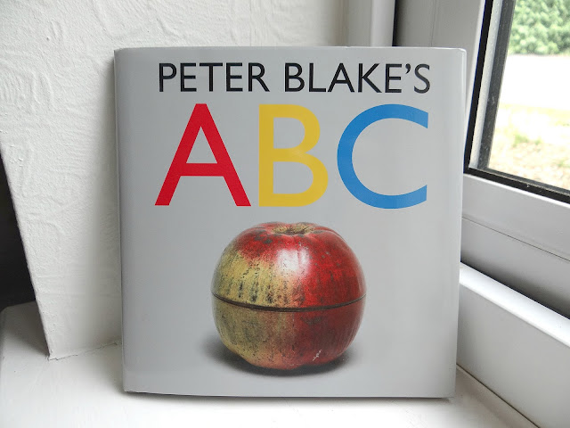 Back to School 2013, Peter Blake's ABC, first word book