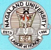 Nagaland University Result 2016