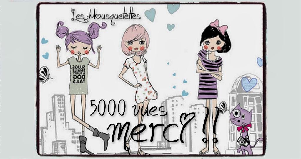 Merci Les Mousquetettes©