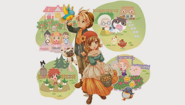 Story of Seasons , Seri Terbaru Harvest Moon tanpa nama Harvest Moon !