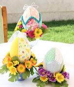 La tradición de regalar y decorar HUEVOS DE PASCUA tiene un origen muy . huevos
