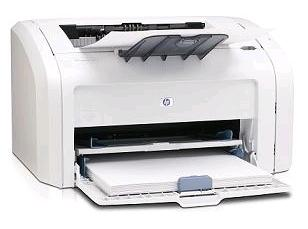 HP LaserJet 1018 Printer Download Free