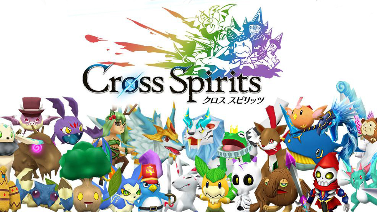 Cross Spirits (JP) Gameplay IOS / Android