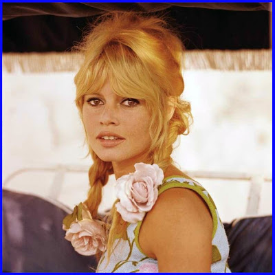 Brigitte Bardot 7890 Magic Mac: Flower: Brigitte Bardot