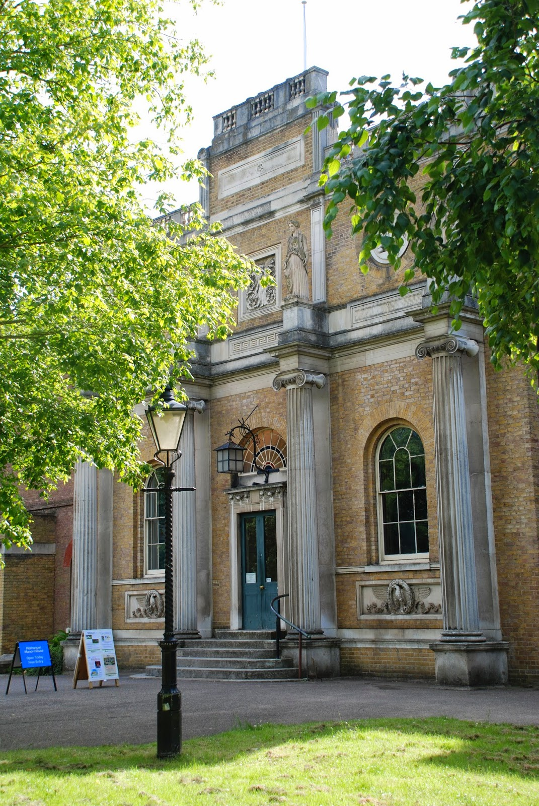 Pitshanger Manor,Walpole Park, Ealing, London