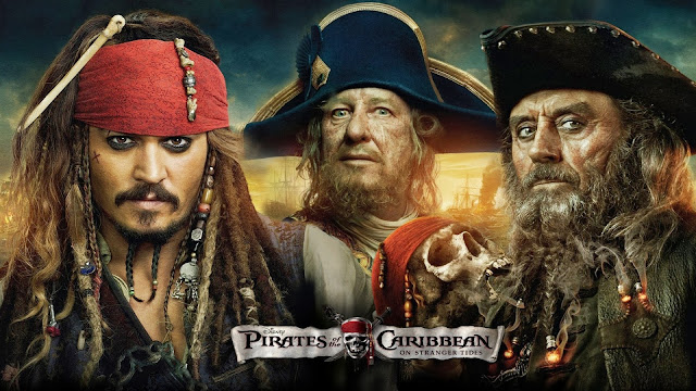 Pirates Caribbean 4 Movie