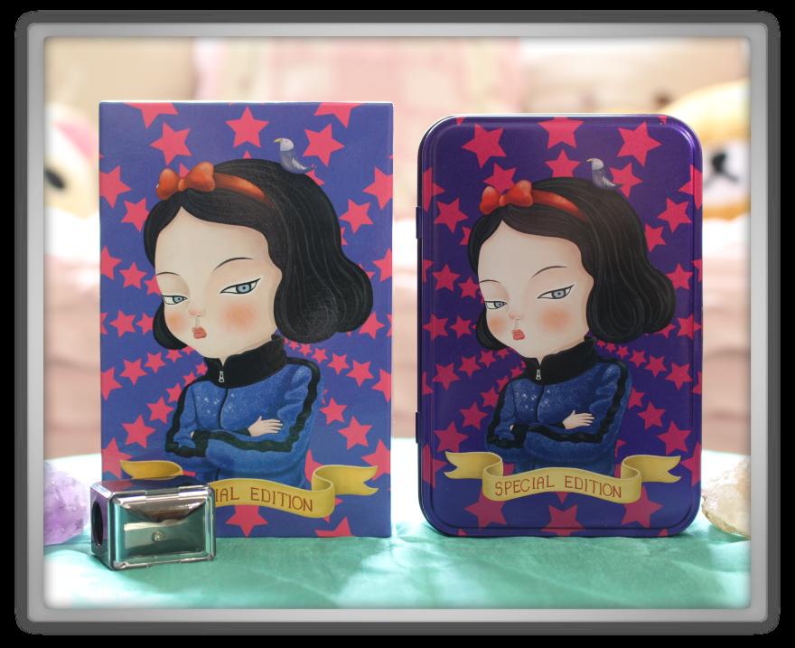 겟잇뷰티박스 by 미미박스 memebox beautybox Collaboration Box #2 CutiePieMarzia unboxing review preview beauty people snow white special eyeliner season 2