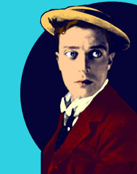 Buster Keaton...