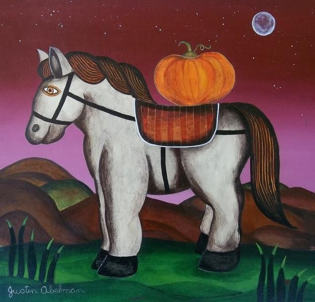 Pumpkin Pony