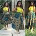 Beautiful Ankara Skirt For African Woman