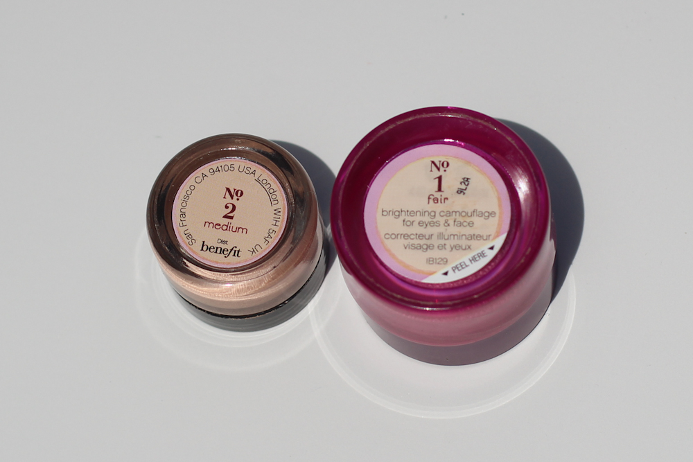 Faces by SAM Beauty Blog: Product Review- Benefit Erase Paste ...