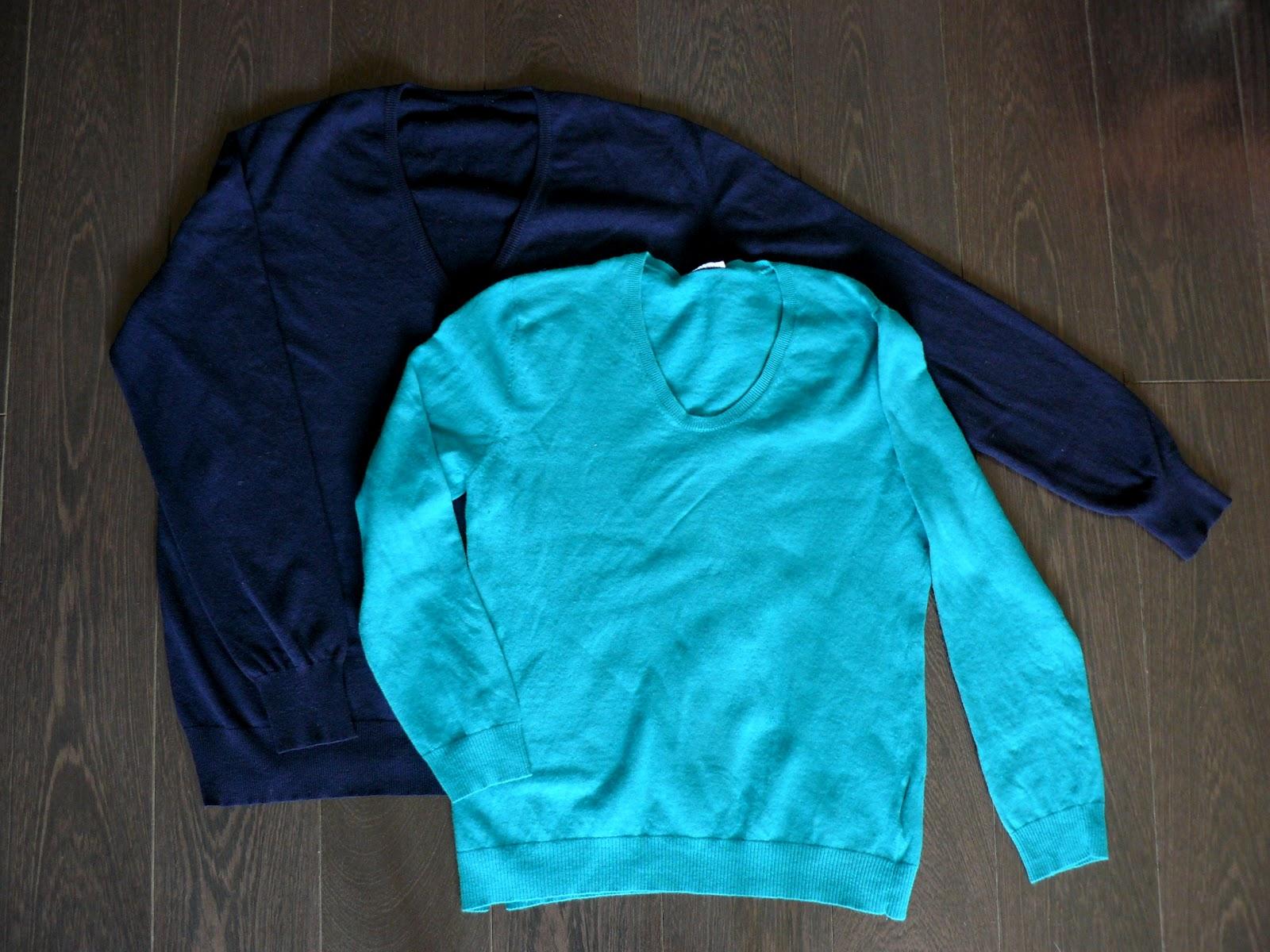 Мужские и женские свитера одинаковые