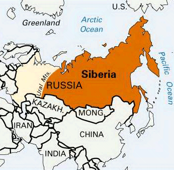 Where Is Siberia On A World Map.Springtime Of Nations Will Siberia Become The 51st State Or Maybe