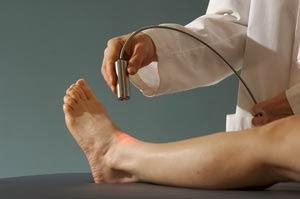 Application of Laser therapy