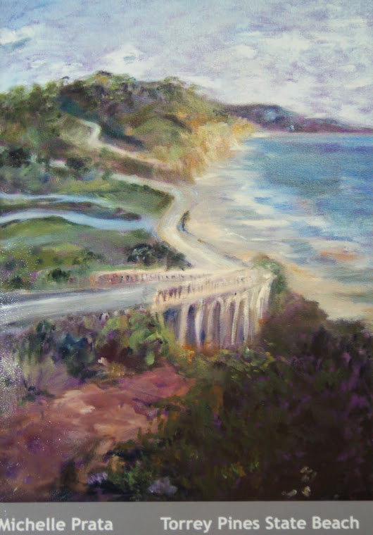En Plein Air-Torrey Pines-2003