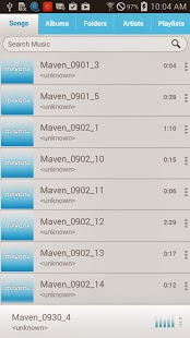 MAVEN Music Player (Pro) android