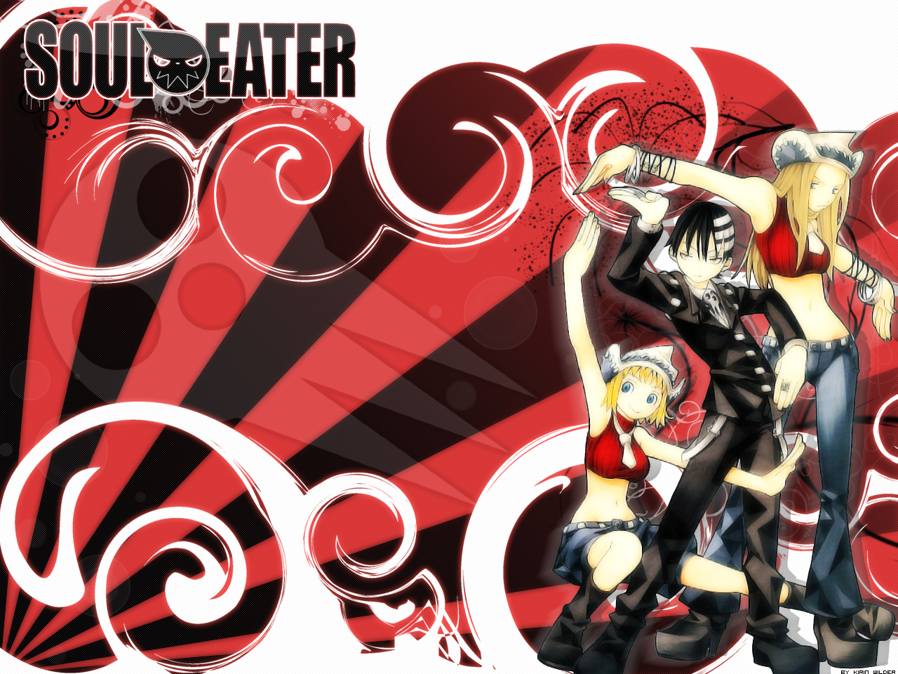 SAD LOVE QUOTES: Soul Eater Wallpaper