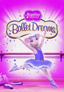 Angelina Ballerina: O Balé dos Sonhos – Dublado
