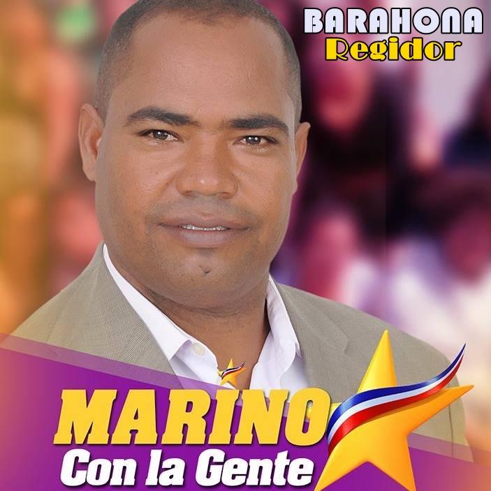 MARINO FELIZ (Marino con la Gente), Regidor PLD Santa Cruz de Barahona 2020-2024