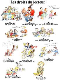 Les Droits du Lecteur