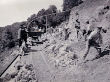 Le antiche miniere dei Piani Resinelli e le più recenti miniere dismesse di Cortabbio per la prima