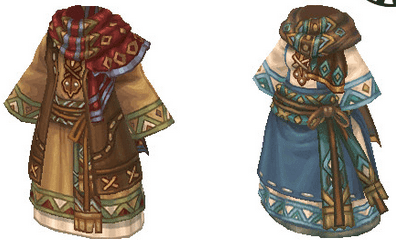 Tree of Savior Sherpherd