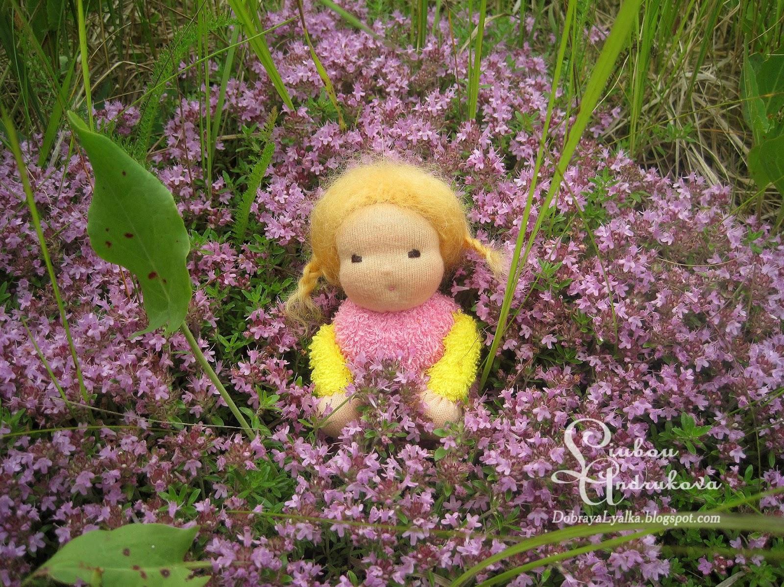 куколка для девочки от 2 лет