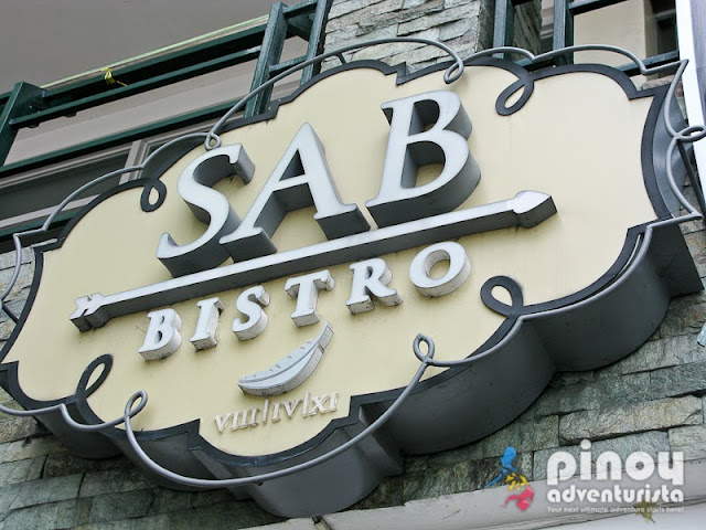 Restaurants in Angeles Pampanga SAB Bistro