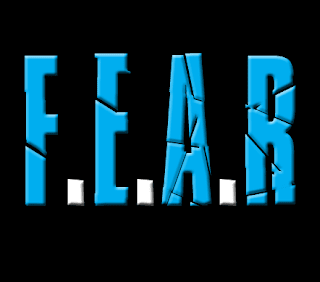 The three things F.E.A.R stands for
