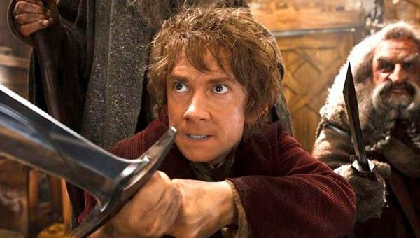 """Bilbo en las escenas eliminadas de """"La Desolación de Smag"""""""