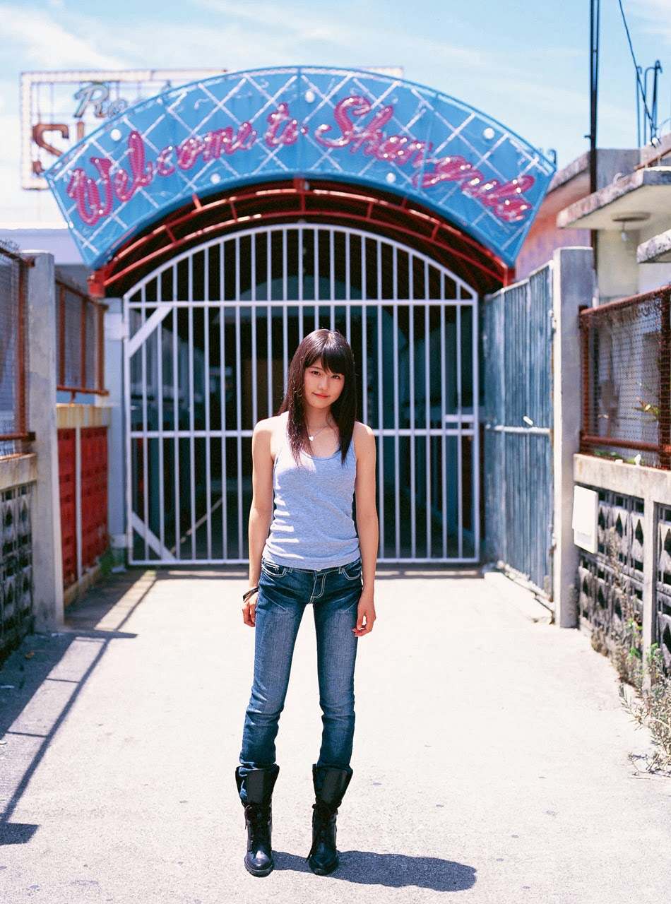 hot and sexy japanese actress kasumi arimura 01