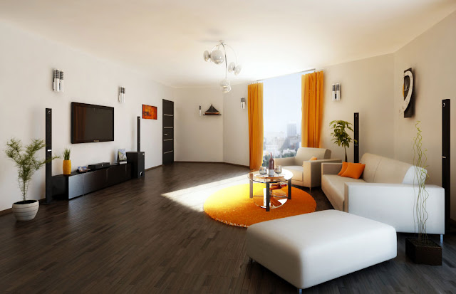 living-room-paint-ideas-with-orange-touching