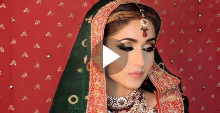 Hi everyone, here is we have brought asian bridal dramatic makeup tutorial, you really enjoy this exciting look of natural makeup. Hope you like it, ...