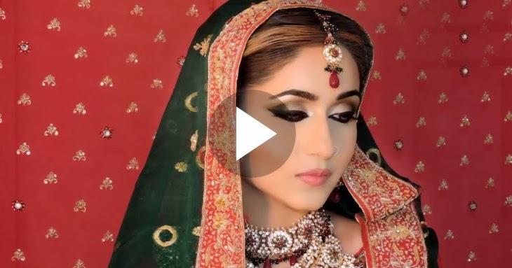 Wedding Makeup Tutorial Asian : Tradtional Asian Bridal Makeup Tutorial - B and G Fashion
