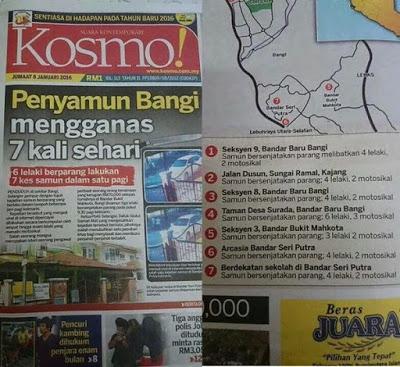 PDRM Buru Individu YG Edit Gambar Najib Macam Pengasas 'Qu Puteh'.