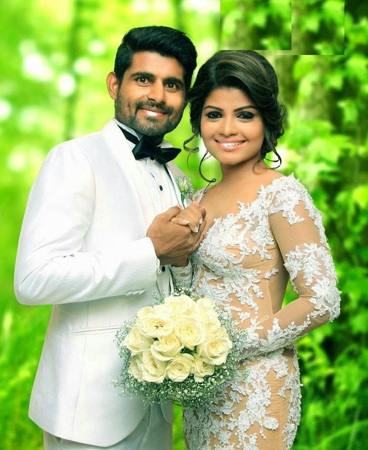 Kaushal Silva's wedding photos