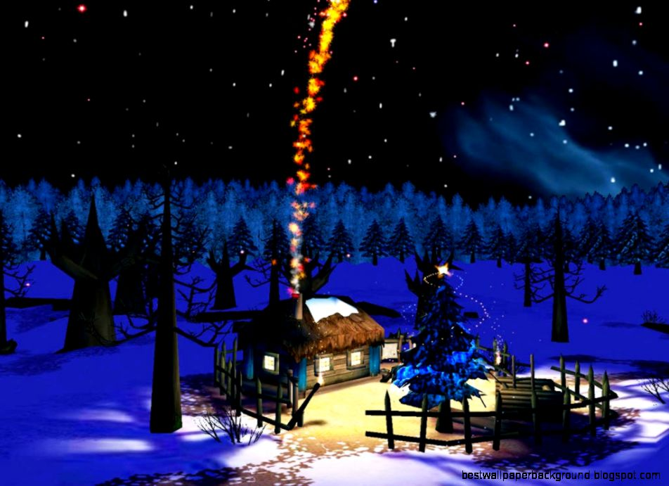 view original size - Animated Christmas Screensavers