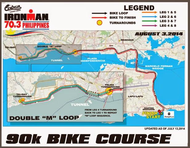Cobra+Ironman+70.3+Philippines-2014-90km-Bike-Course