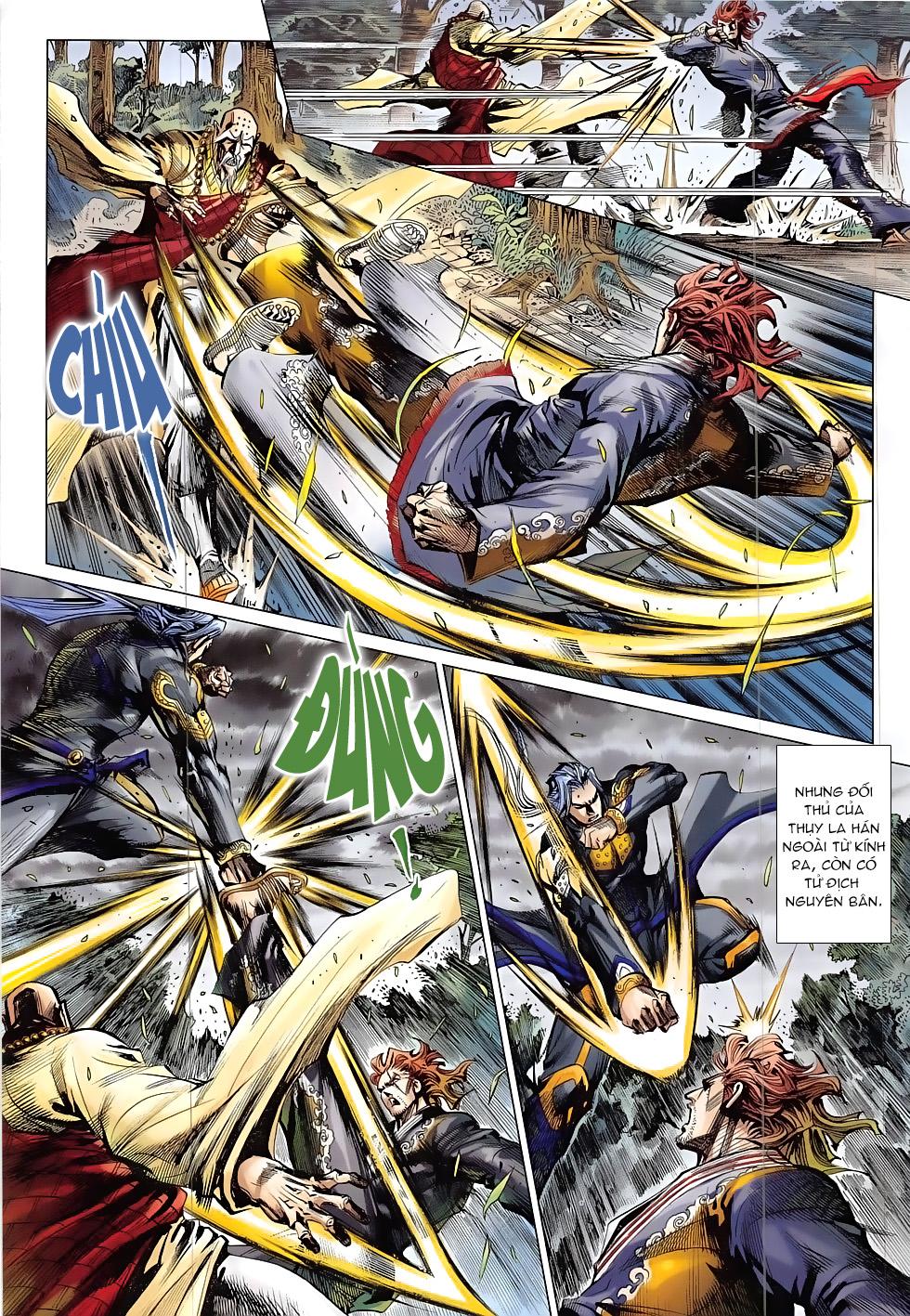 Thần Chưởng trang 9