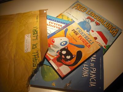 Lucia Salemi una garanzia per l'illustrazione di libri per bambini