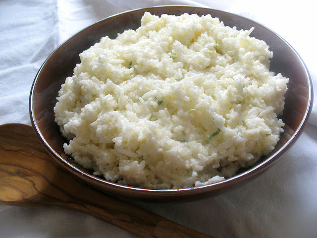 rice with yogurt and ginger