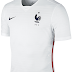 Nike apresenta nova camisa reserva da seleção de França