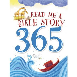 Read Me a Bible Story 365 cover