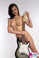 Dani Scott Jammin' Naked